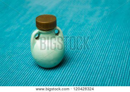 Tiny Corked Bottle