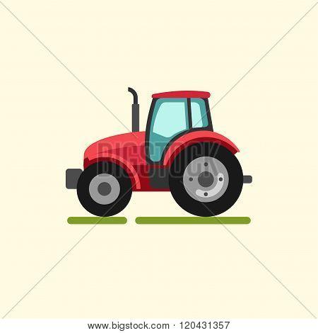 Tractor Farmer Machine