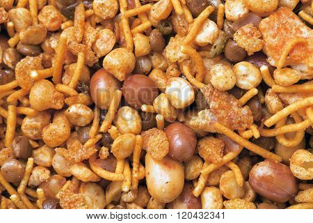 Dry Indian snack