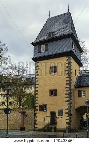Cowherds Tower (kuhhirtenturm), Frankfurt Am Main
