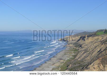 Coastline near San Diego
