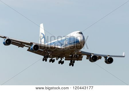 Boeing B747 Jet Aircraft