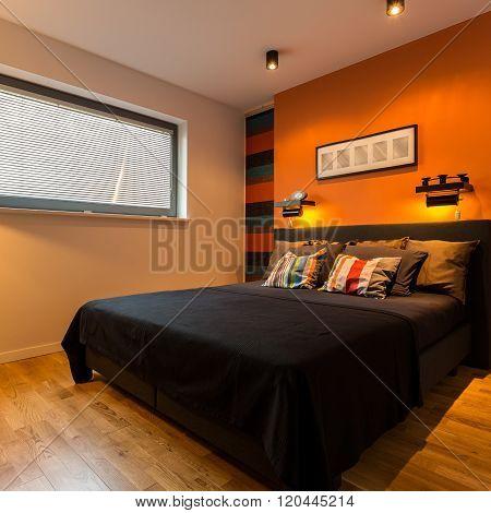 Cosy And Elegant Bedroom