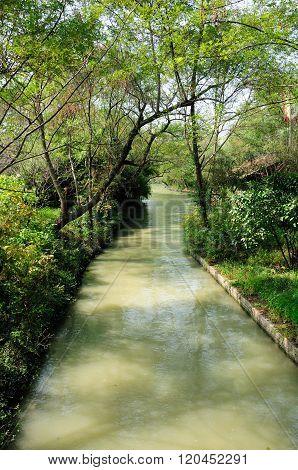 Xixi Wetland Hangzhou