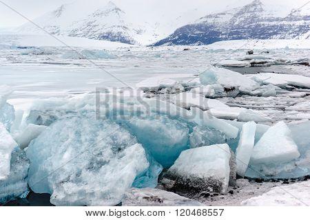 Jokulsarlon Glacial Lagoon