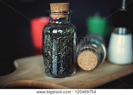 Jar Of Tea