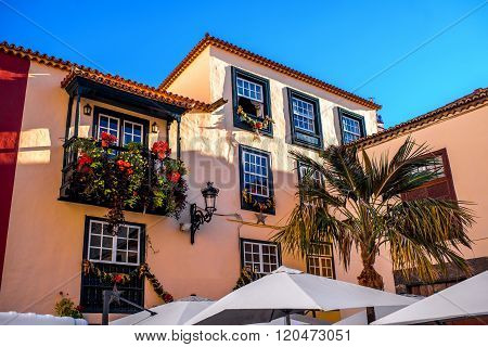 House in Santa Cruz de La Palma