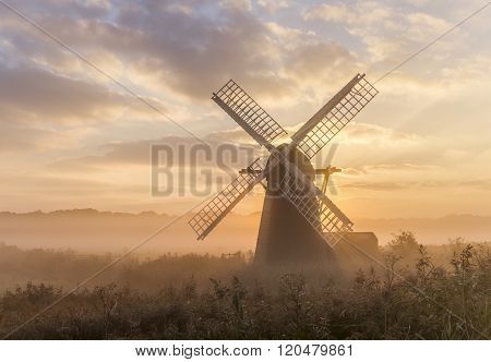 Misty Mill