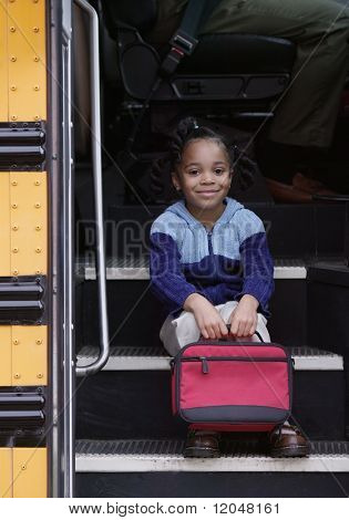 Blend-School Bus