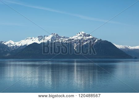 The Mountains of Glacier Bay