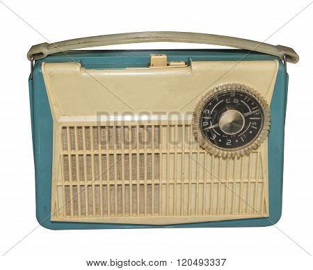 The First Soviet Mass Transistor Radio, 1959