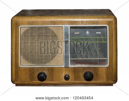 German Tube Radio 1939