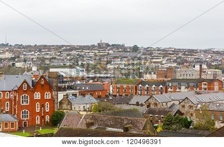 View Of Cork City