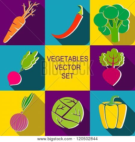 Icons Vegetables2