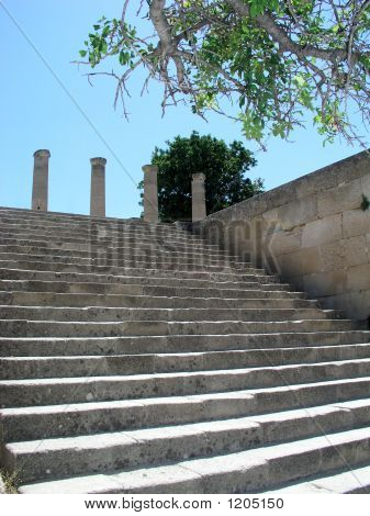 Greek Stairs