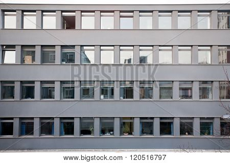 Office Facade
