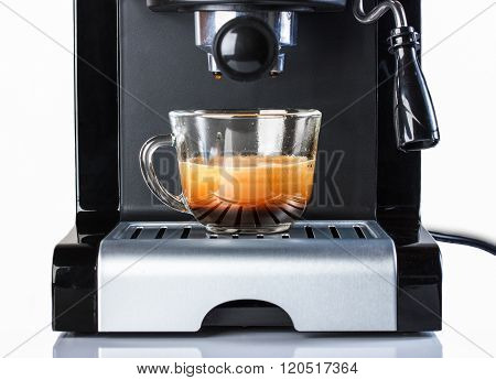 Coffee Espresso Cup Espresso Closeup Photography.