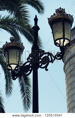 road trip to Spain to see Badajoz sconce
