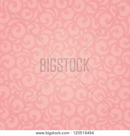 Retro pink vector design