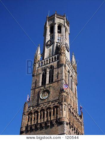 The Belfort At Bruges/Brugge