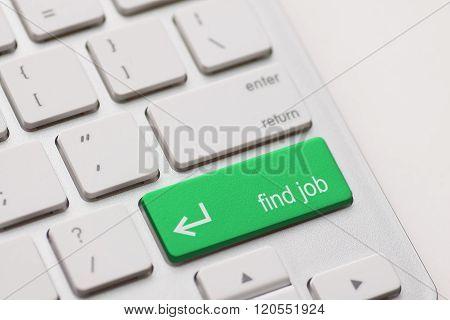 Find Job Enter Button