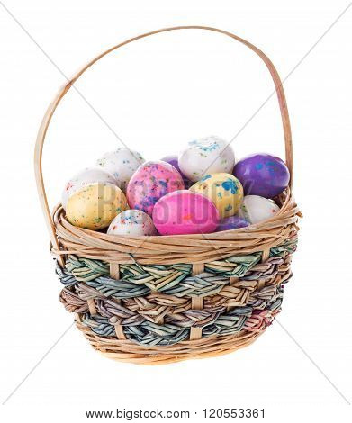 Basket Of Easter Candy