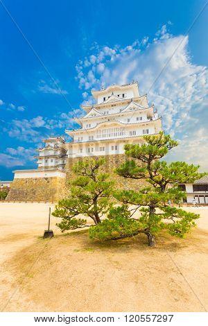 Himeji Jo Castle Base Stronghold