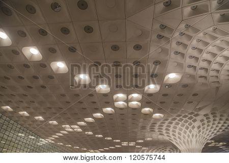 Chhatrapati Shivaji International Airport In Mumbai, India
