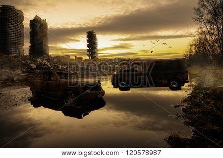 Ruined City