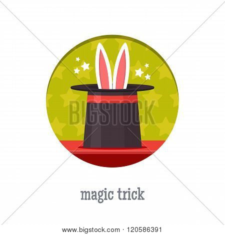 Magic trick icon