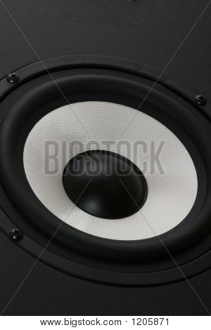 One Audio Speaker Angel View