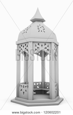 White Rotunda Rotunda