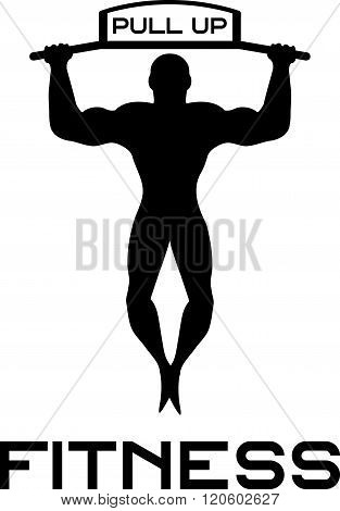 Fitness Pull Up Bands Vector Illustration . Concept Of Graphic Clipart Work