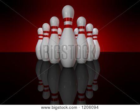 Pernos de Bowling