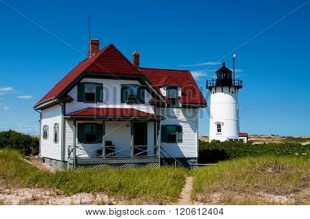 Race Point Lighthouse Offers Overnight Lodging