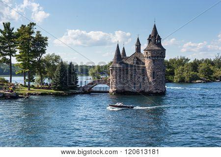 Boldt Castle on the St. Lawrence