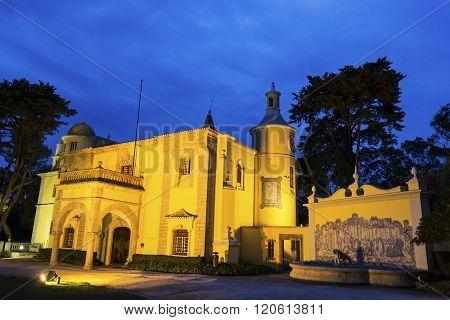 Palace Condes De Castro Guimaraes, Cascais