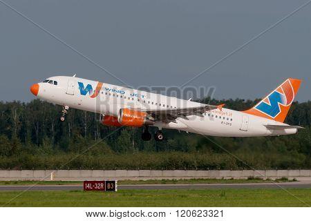 Airbus A320 Jet Aircraft