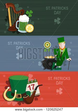 St. Patrick's Day Backgrounds
