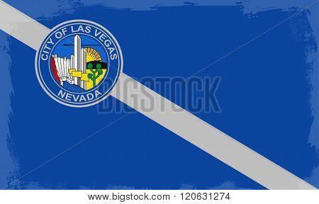 Las Vegas City Flag