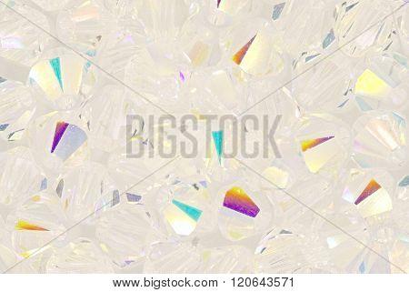 Swarovski Crystals Beads Close Up