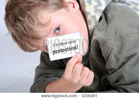 Children Need Protection