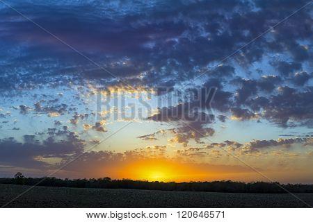 Midwest Sundown