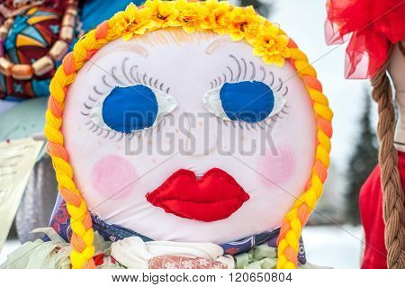Russia Yaroslavl 16 of February 2015