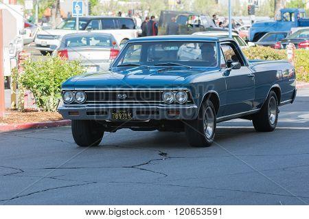 Chevy El Camino Ss