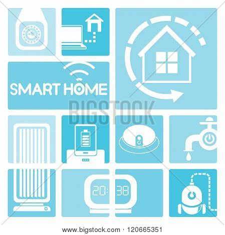 smart home and home automation