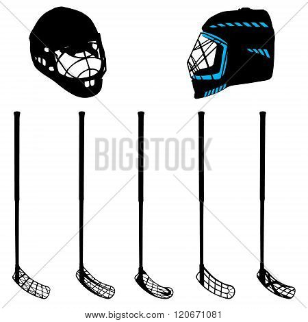 floorball equipment