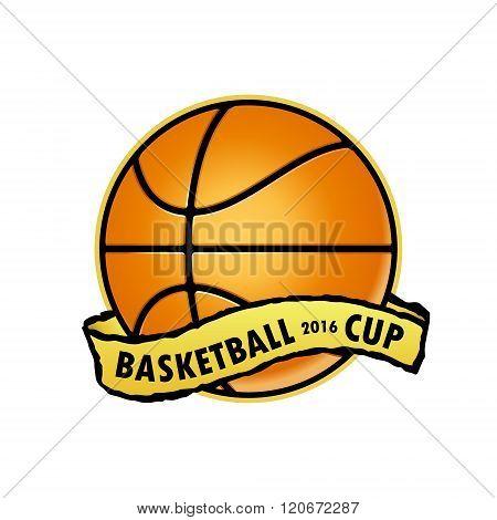 Logo For A Basketball Team