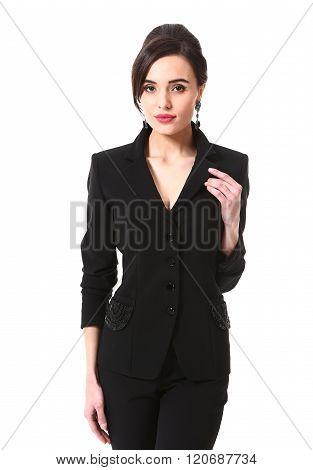 Arabian Eastern Brunette Business Executive Woman