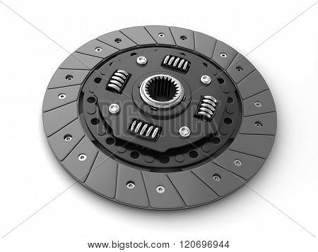 Clutch Disc Car